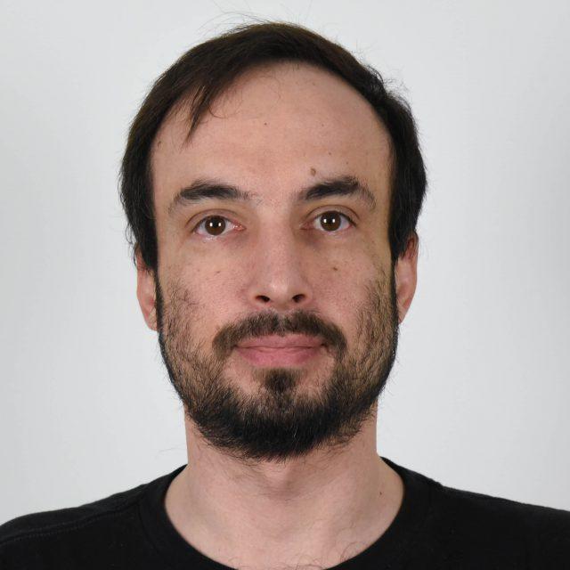 Dr Sergey Nechayev