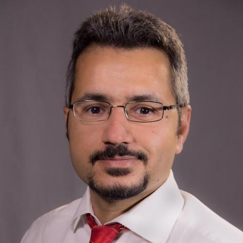 Dr Mohammadreza Rezaee